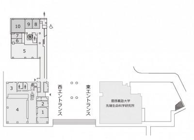 鶴岡タウンキャンパス(1F)